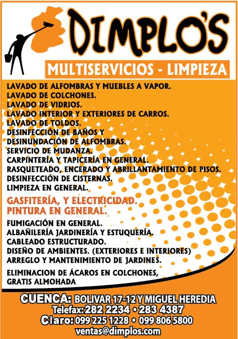 Limpieza Mantenimiento y Servicio - 
