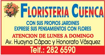 Floreras y Floristera - 