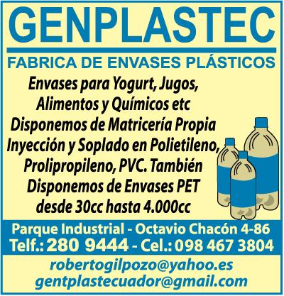 Fabrica de envases de pvc
