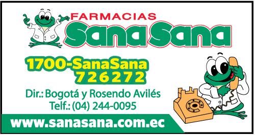 Farmacias, Boticas y Droguerías -