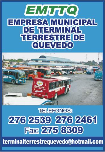 Terminales Terrestres -