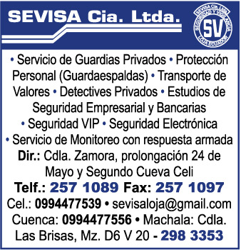 Seguridad Privada - Compañías -