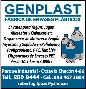 Fabrica de envases plasticos