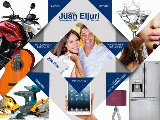 ALMACENES JUAN ELJURI  - Cadena a nivel nacional de almacenes de electrodomésticos, ferretería, motos, instrumentos musicales, decoración, muebles y más.