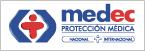 Logo de Medec - Protección Médica