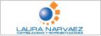 Distribuidora Laura Narváez-logo