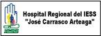 "Hospital Regional del IESS ""José Carrasco Arteaga""-logo"