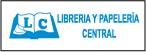 Librería y Papelería Central-logo