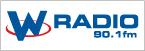 Wradio 90.1 FM-logo
