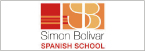 "Learn Spanish at the best school in Cuenca ""Simón Bolívar""-logo"