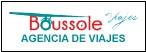 Agencia de Viajes Boussole-logo