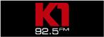 Radio K1 92.5 FM-logo