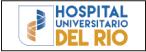 Hospital Universitario del Río Consultorios-logo