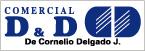 Aluminio y Vidrio Comercial D & D-logo