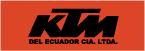 K.T.M. del Ecuador Cía. Ltda.-logo
