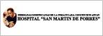 Hospital San Martín de Porres-logo