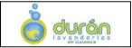Lavanderías Durán e Hijos-logo
