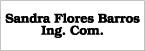 Sandra Flores Barros Ing. Com.-logo