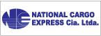 National Cargo Express Cia. Ltda.-logo