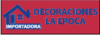 Decoraciones La Época-logo