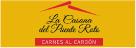 Restaurant La Casona Del Puente Roto-logo