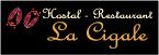 Hostal Bar y Restaurante La Cigale-logo