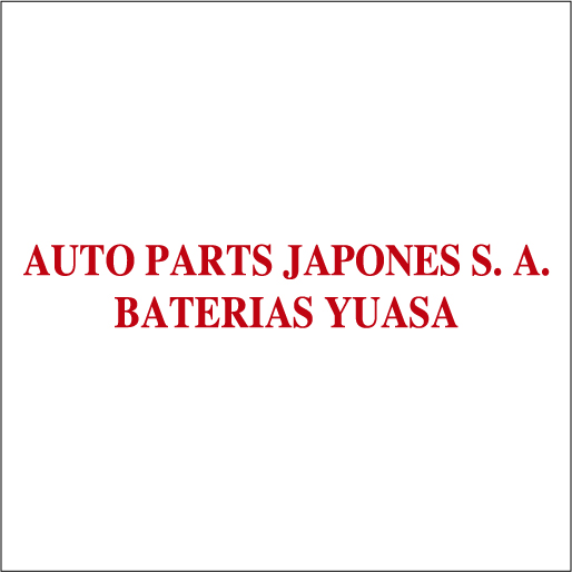 Baterías Yuasa Auto Parts Japones-logo