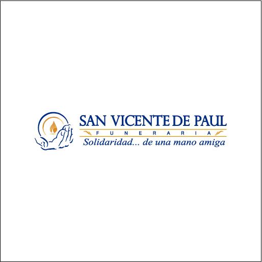 Funeraria San Vicente de Paúl-logo