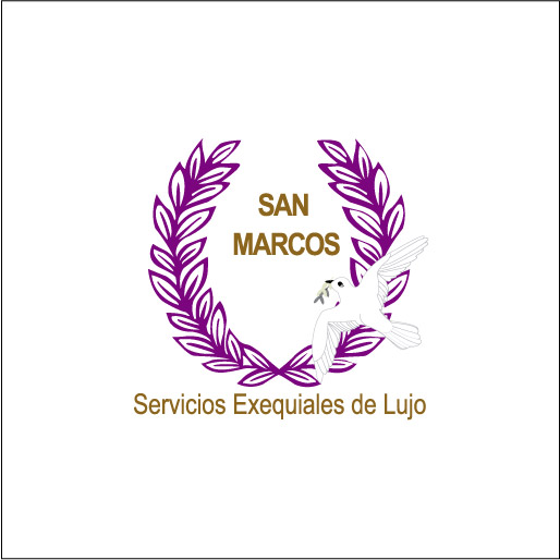 Funeraria San Marcos-logo