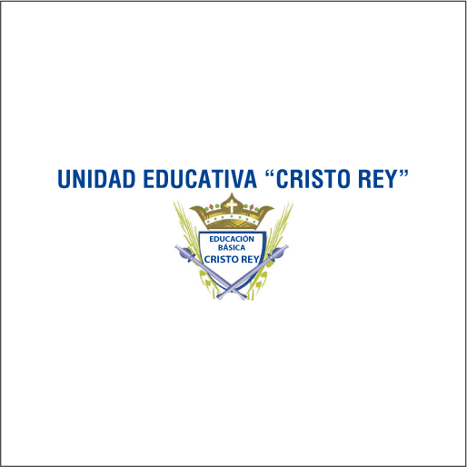 """Unidad Educativa """" Cristo Rey""""-logo"""