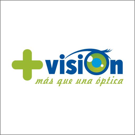 Óptica + Visión-logo
