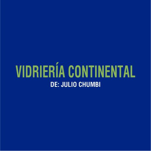 Vidriería Continental-logo