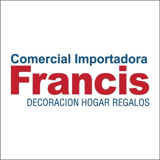 Comercial e Importadora Francis-logo