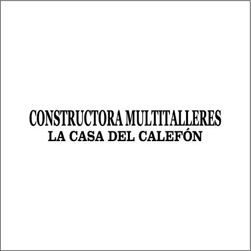 Constructora Multitalleres La Casa del Calefón-logo