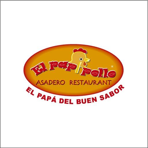 Restaurant El Papi Pollo Asadero # 1-logo