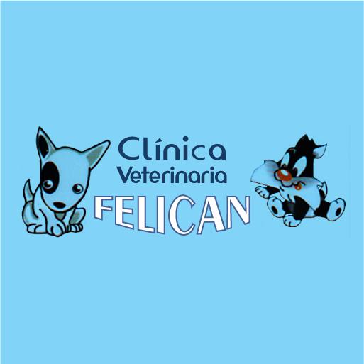 Clínica Veterinaria Felican-logo