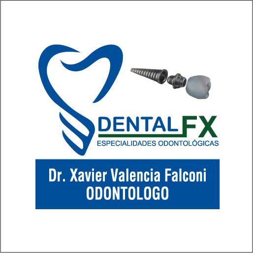 Dr. Xavier Valencia Falconí-logo