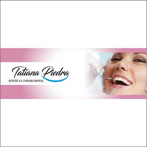 Odont. Tatiana Piedra-logo