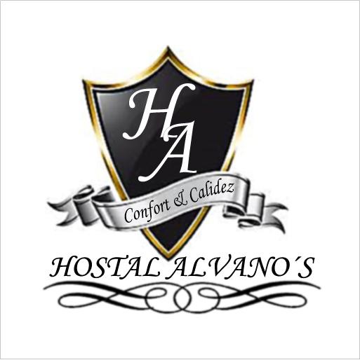 Hotel Alvano´s Inn-logo