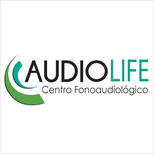 "AUDIOLIFE ""CENTRO FONOAUDIOLÓGICO""-logo"