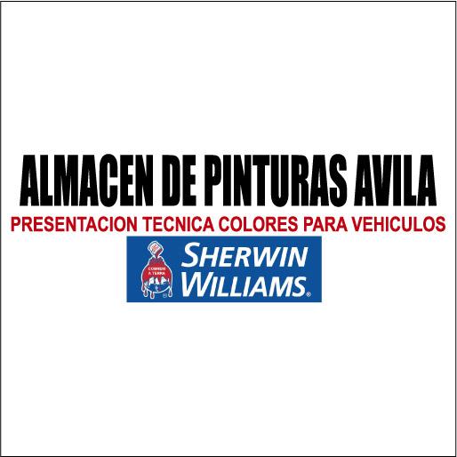 Almacén de Pinturas Ávila-logo