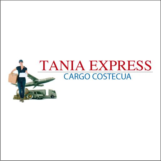 Tania Express-logo