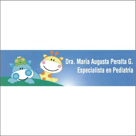 Dra. María Augusta Peralta-logo
