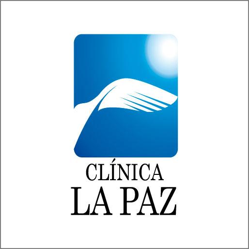 Clínica La Paz-logo