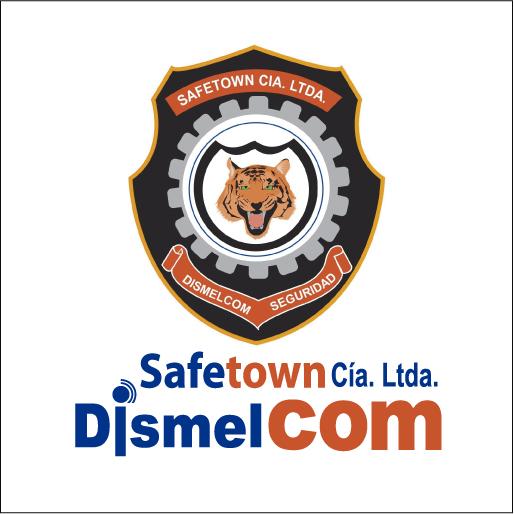Dismelcom - Safetown Cia. Ltda.-logo