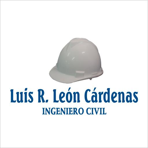 León Cárdenas Luis R. Ing. Civ.-logo