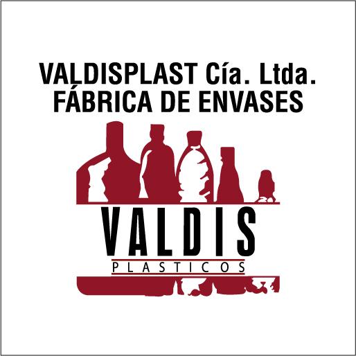 Valdisplast Cia. Ltda.  Fábrica de Envases Valdis Plásticos-logo