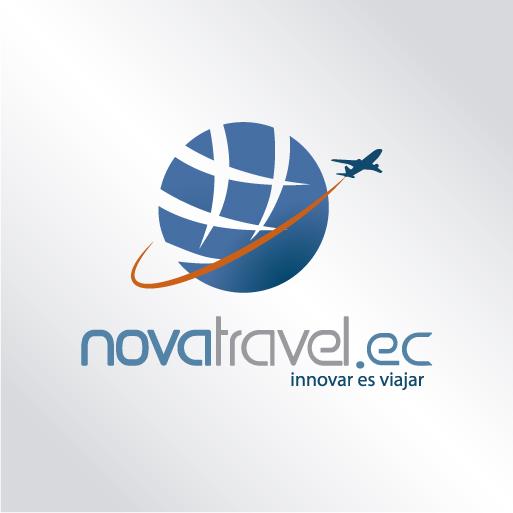 Agencia de Viajes Novatravel-logo