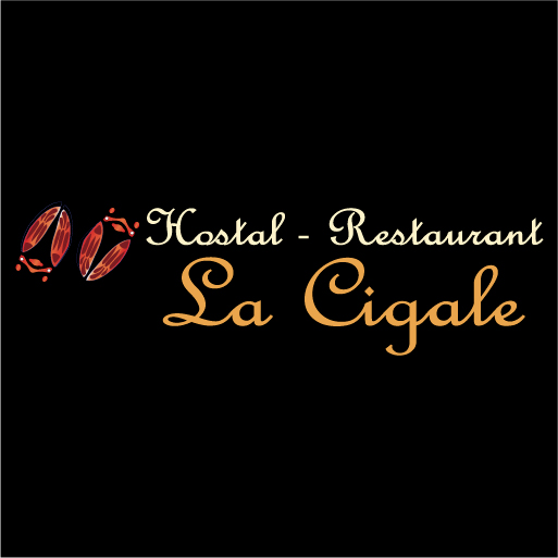 Hostal Bar y Restaurante La Cigale-logo