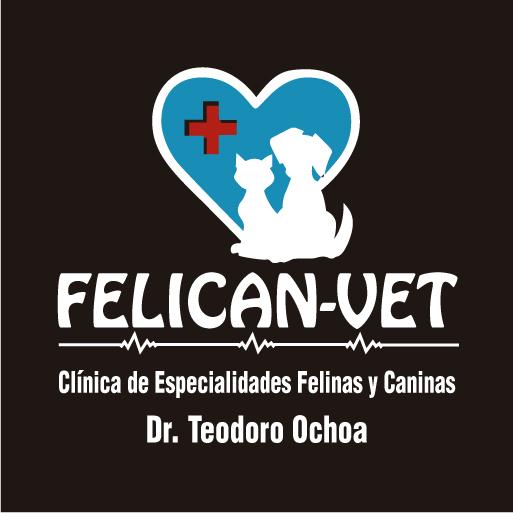 Clínica Veterinaria Felican - Vet-logo